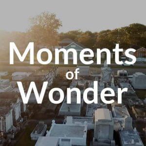 Moments of Wonder